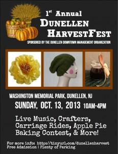 dunellen harvestfest oct 13 2013