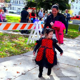 Dunellen Halloween parade, October 26, 2014