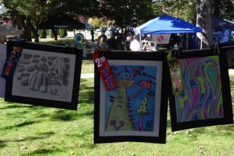 Winners in the Faber School category. 2014 Dunellen HarvestFest