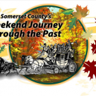 Somerset County Weekend Journey through the Past logo